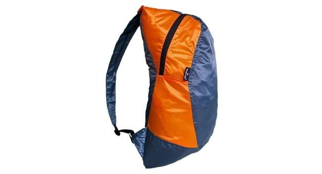 Rubytec Pop-up Daypack Grey / Orange