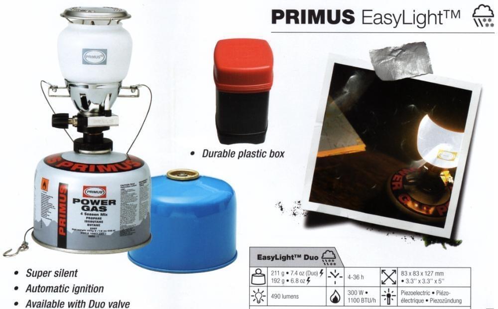Primus EasyLight Duo