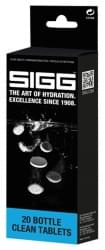 Sigg Bottle Clean Tablets ( 20 stuks)