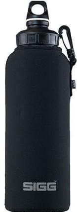 Sigg Neoprene Pouch Black   1.0 L WMB