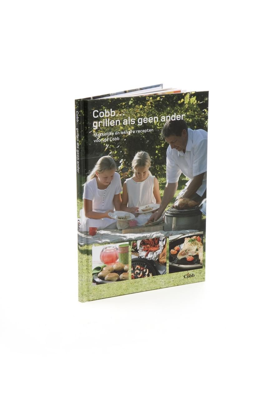 Cobb Kookboek Grillen als geen ander