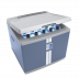 Mobicool B40 Compressor & Thermo-Elektrische Koelbox