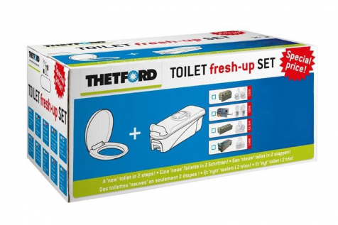 Thetford Fresh Up Set C400