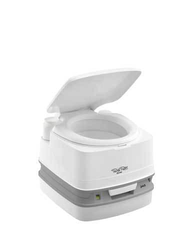 Thetford Porta Potti Qube 345 Chemisch Toilet