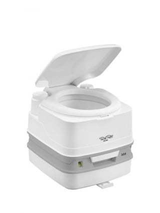 Thetford Porta Potti Qube 335 (met Hold Down Kit)