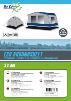 Bo-Camp Eco Gronddoek PP 3x4m