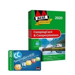 ACSI Camping Card + Camper 2019