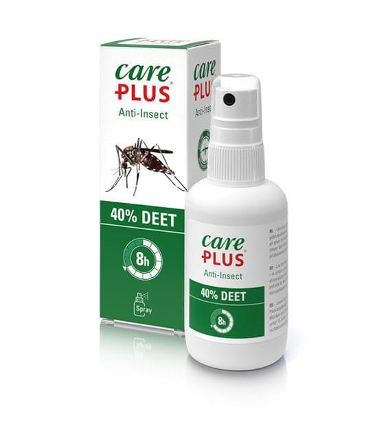 Care Plus CP® Anti-Insect Deet 40% spray, 200ml