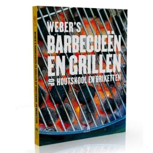 Weber Barbecueën en grillen op houtskool en briketten