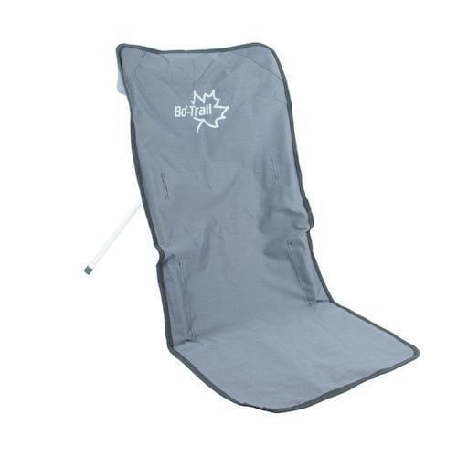 Bo-Trail Backpackers Chair Lichtgewicht Stoel - Grijs