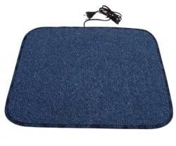 Heatek Verwarmd vloerkleed 70x60 blauw