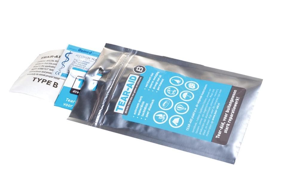 Tear-Aid Tear-Aid B reparatie gaten vinyl