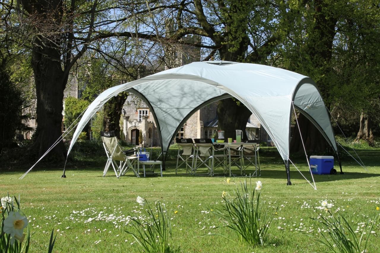 Coleman Event Shelter XL Partytent Grijs