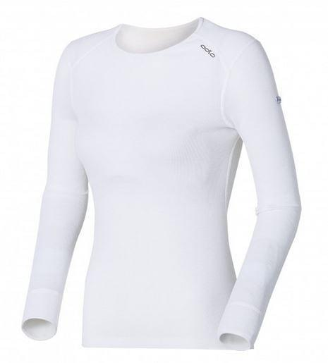 Odlo Shirt LS Crew Neck Warm Dames