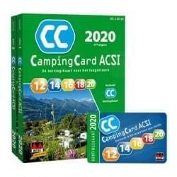 ACSI Camping Card 2019