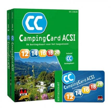 ACSI Camping Card 2020