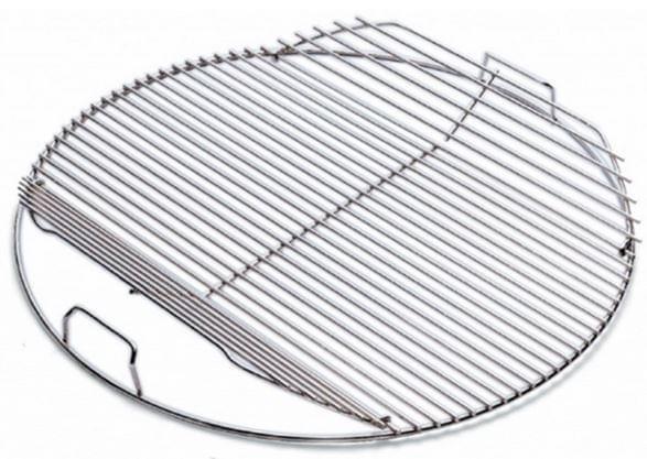 weber grillrooster 47cm scharnier. Black Bedroom Furniture Sets. Home Design Ideas