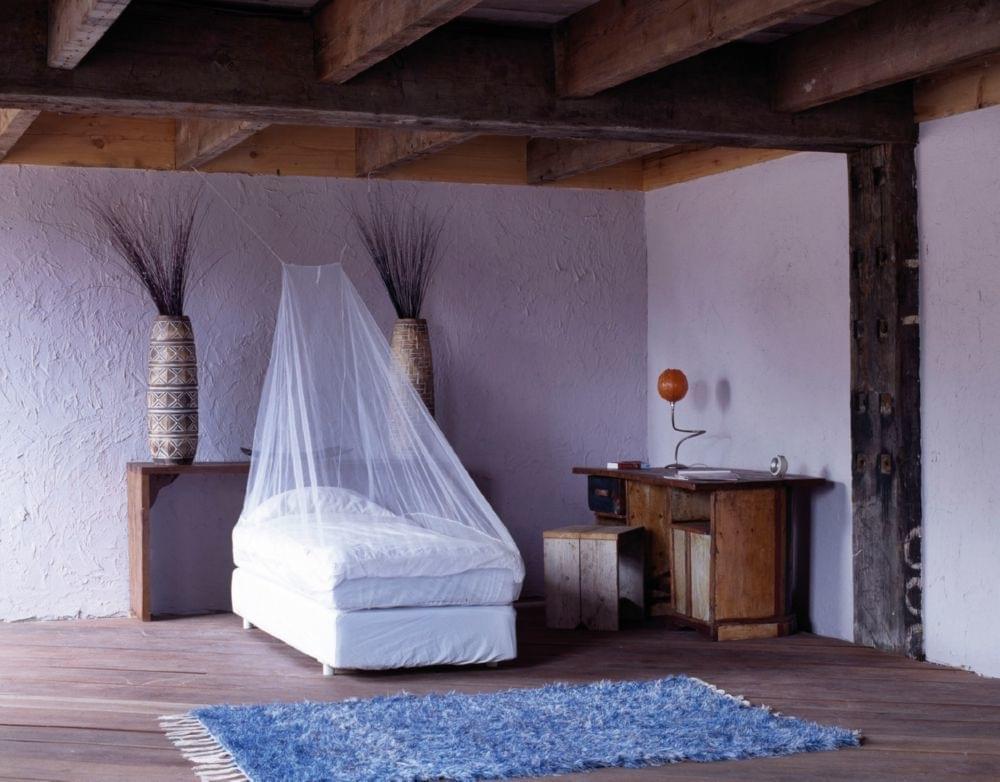 Tropenzorg Mosquito Net Wedge DURALLIN 1P