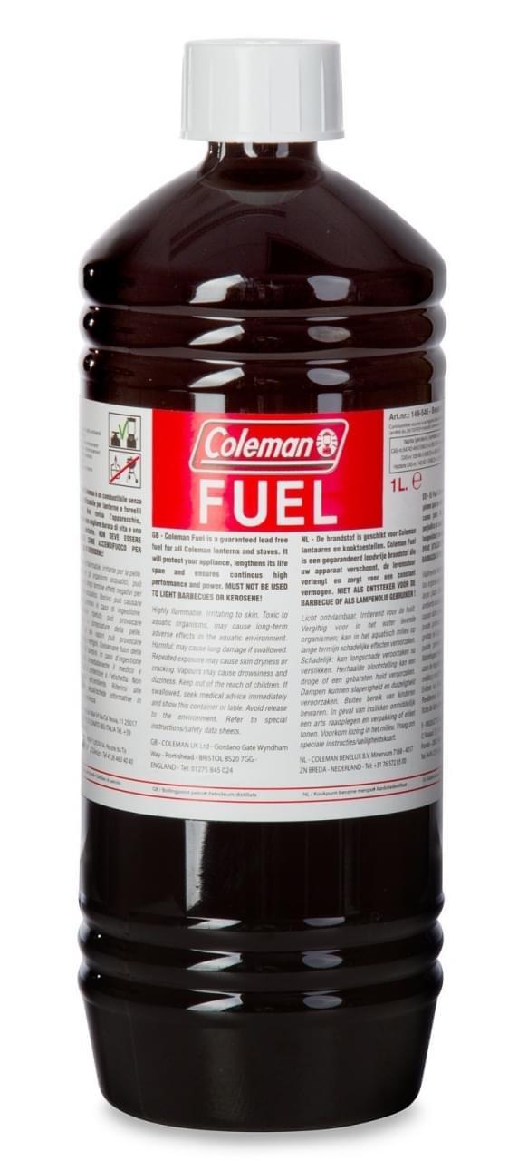 Coleman Liquid Fuel