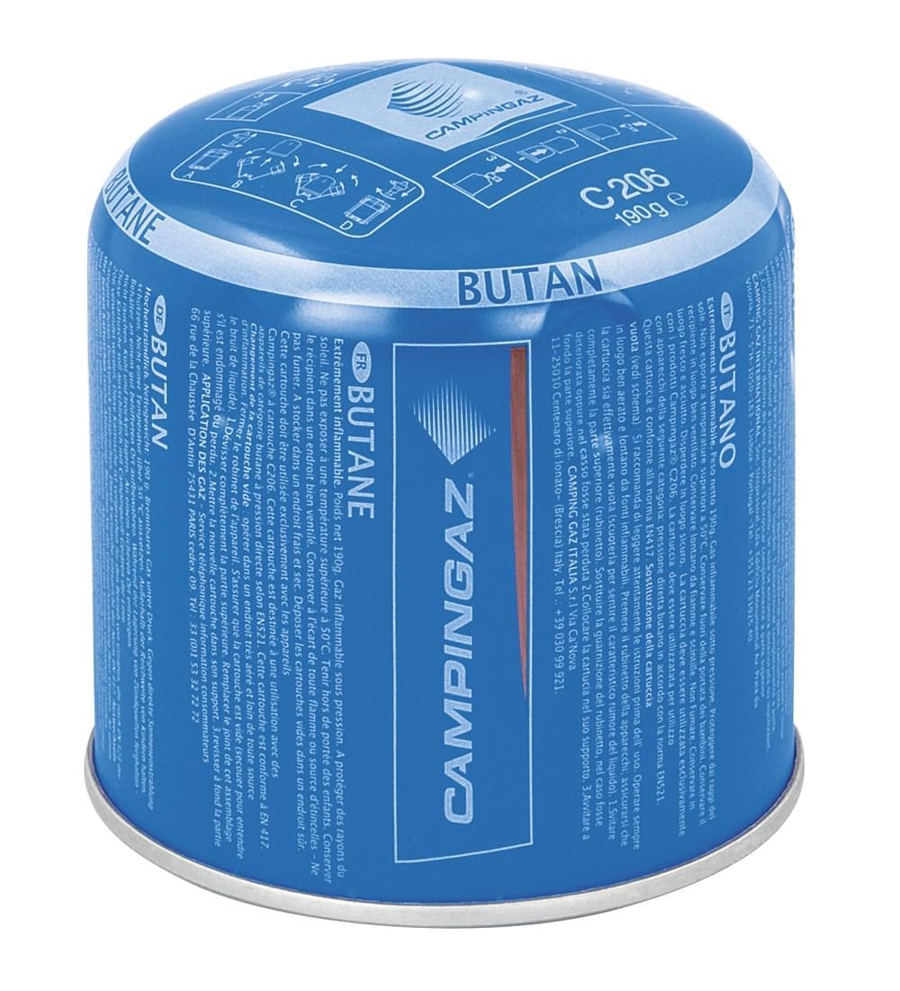 Campingaz C206 gascartouche