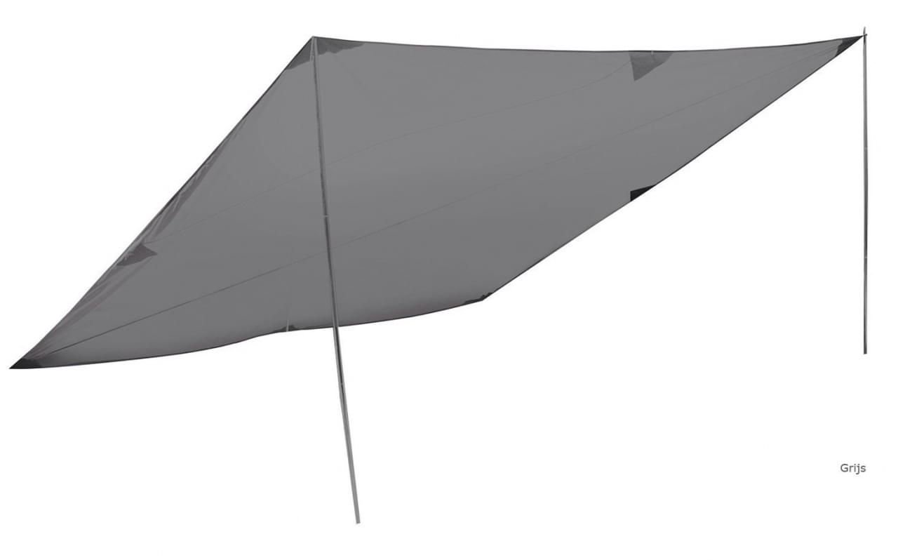 High Peak Tarp 2 - Grijs