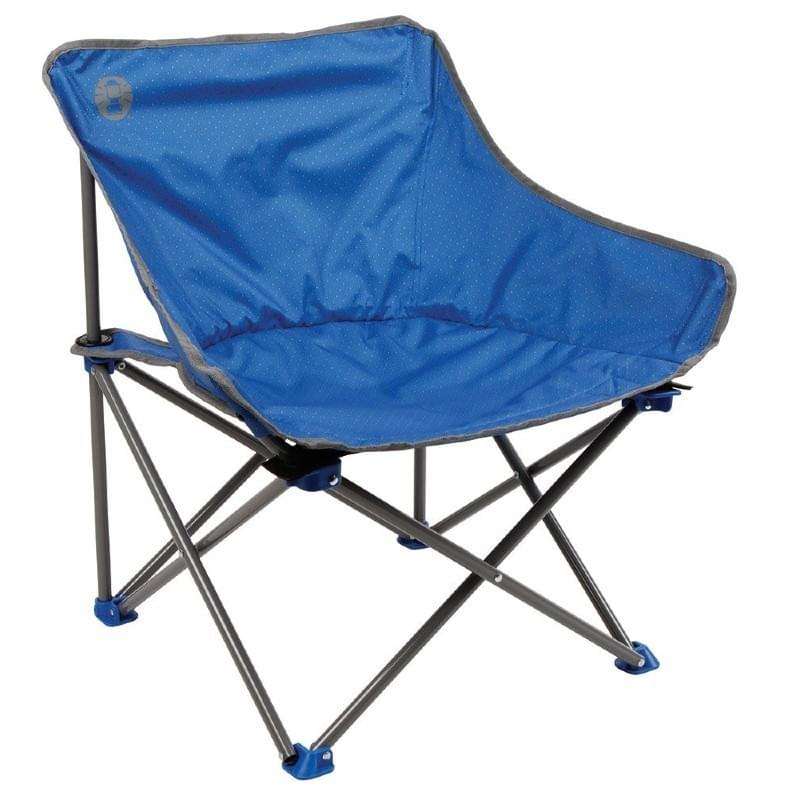 Coleman Kick Back PDQ Campingstoel Blauw