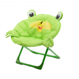Decoris Kikker Kinderstoel - Groen