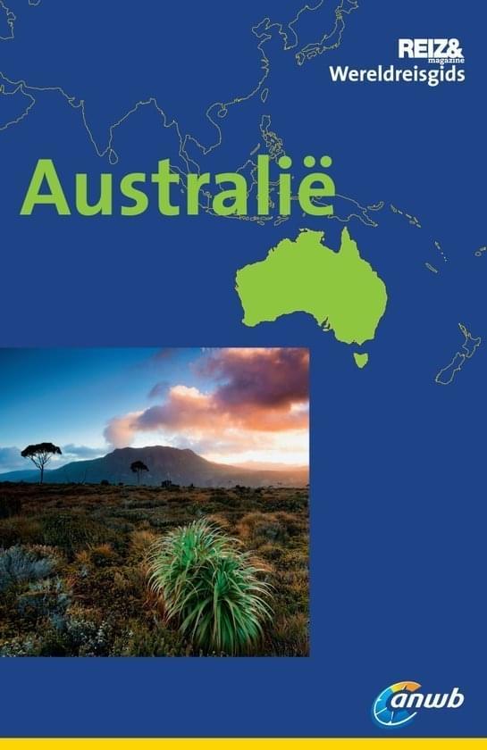 ANWB Wereldreisgids Australi�