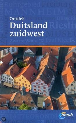 ANWB Ontdek-serie Duitsland Zuid West