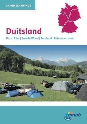 ANWB Charme Campings Duitsland