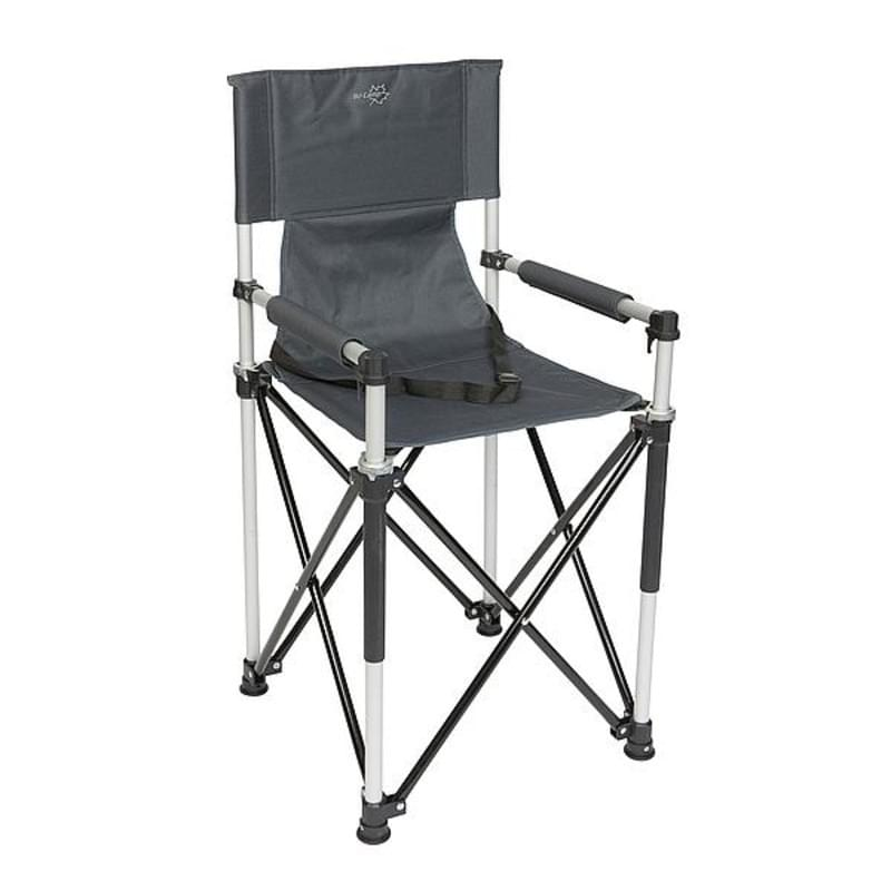 Bo-Camp Compact Kinderstoel Donkergrijs