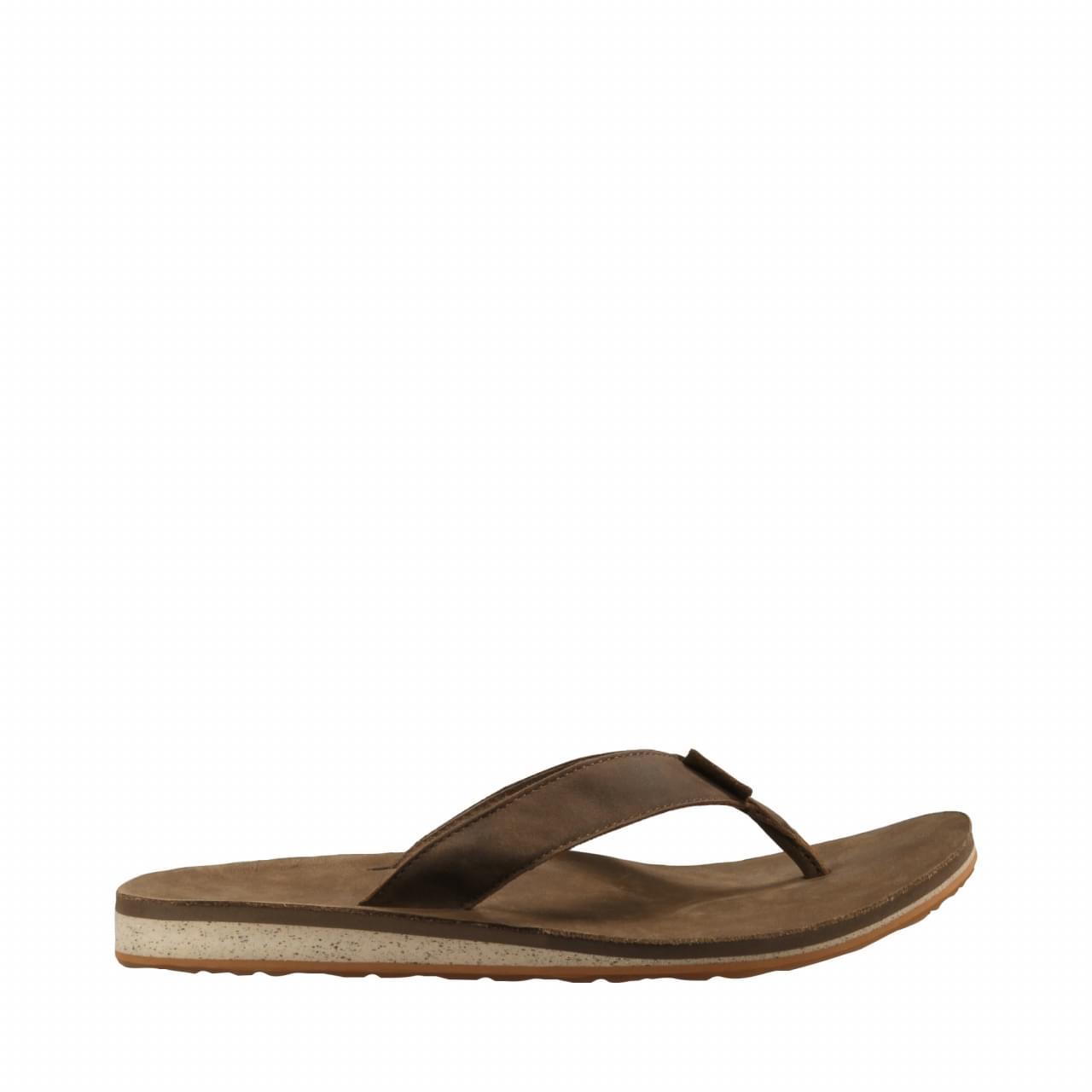 Teva Classic flip premium leather Heren slippers