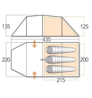 Vango Omega 350