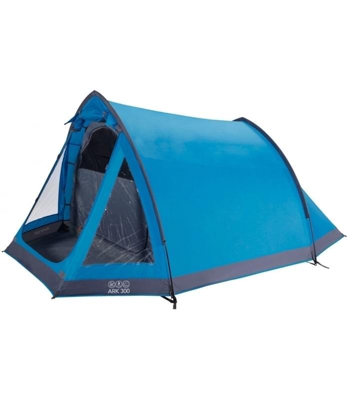 Vango Ark 300 / 3 Persoons Tent - Blauw