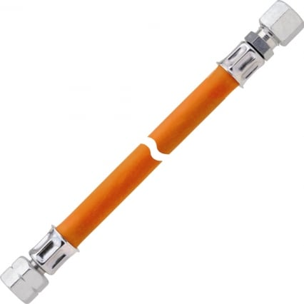 Badé Gasslang 40 cm 10mm x 1/4 links