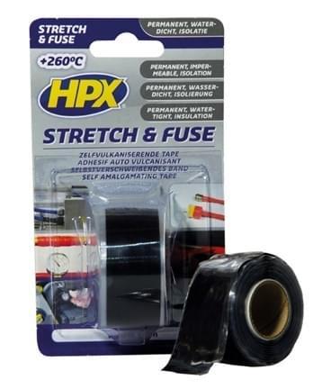 HPX Stretch & Fuse Tape Transparant