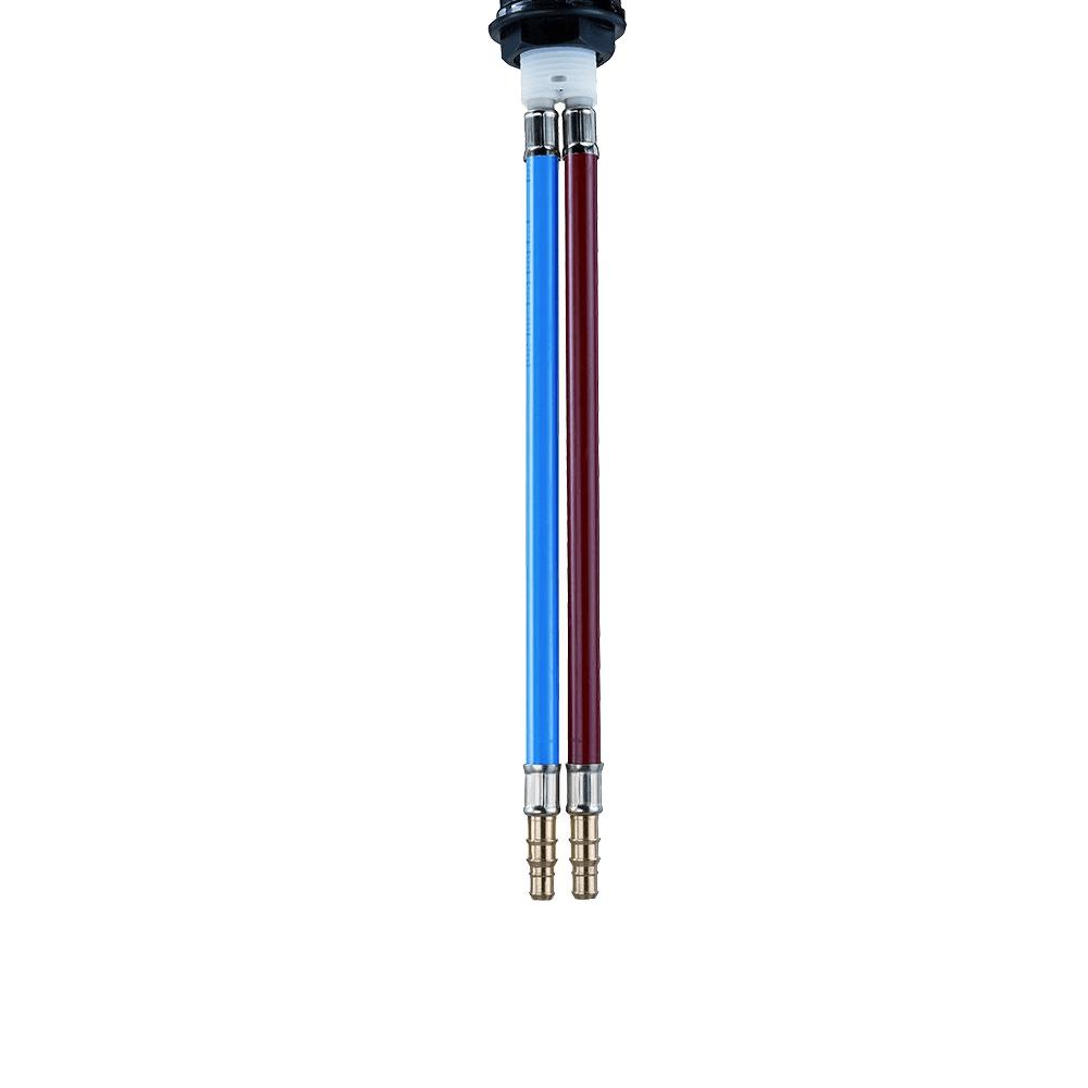 Reich Flexibele aansluiting (F) inclusief O-ring