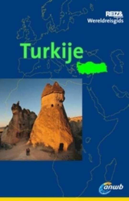 ANWB Wereldreisgids Turkije