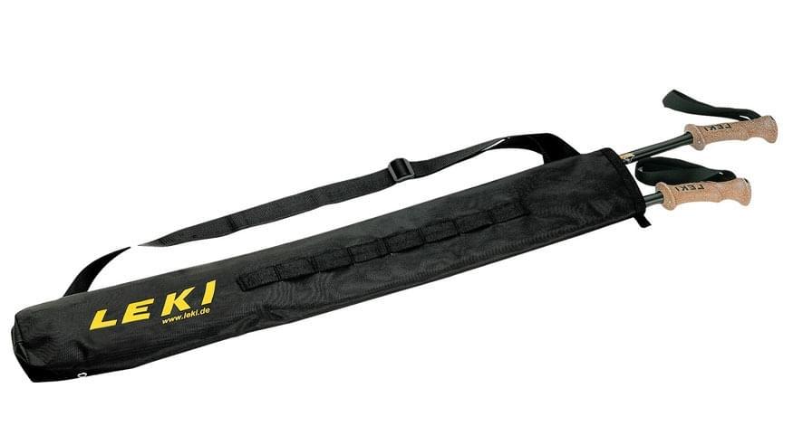 Leki Poles bag 1 pair (93cm) black
