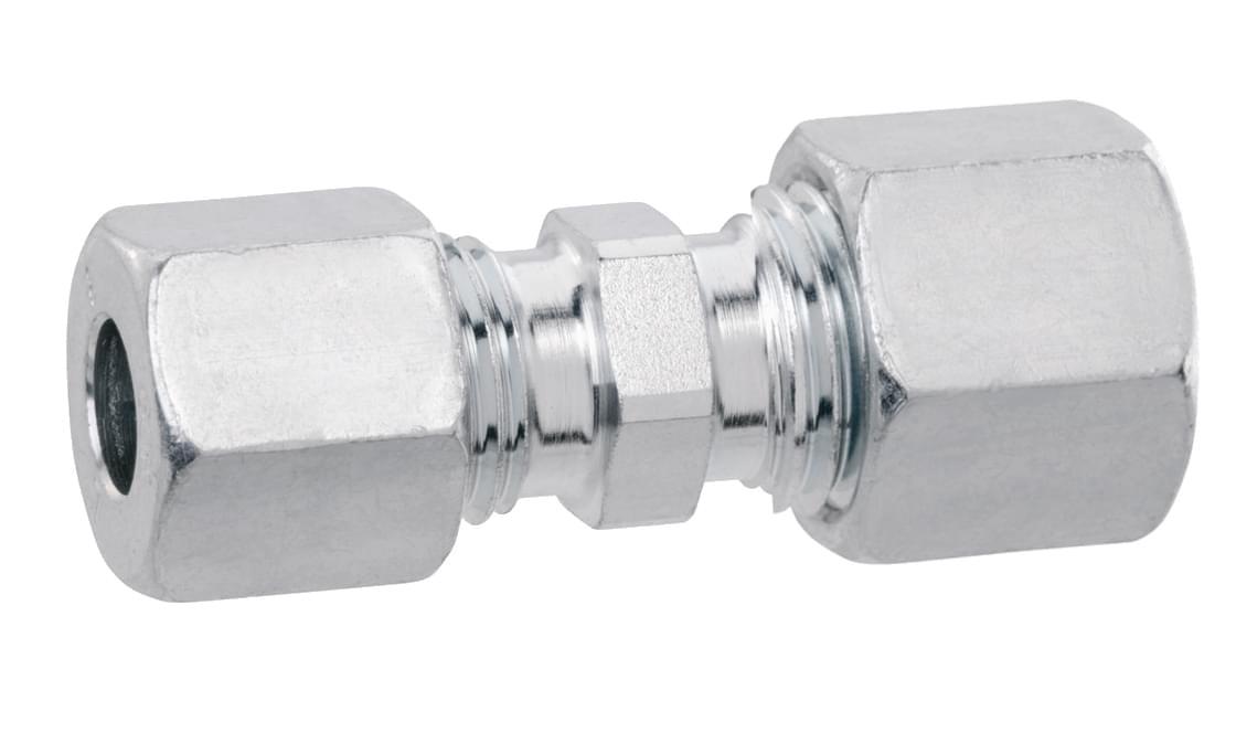 Badé Rechte Knelkoppeling 8x10 mm