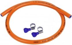 Badé Propaanslang 100cm ¼ links x ¼ links