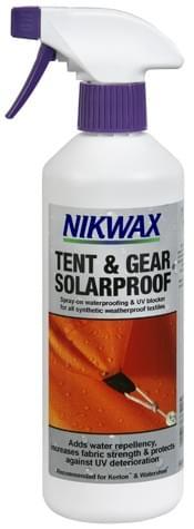 Nikwax Tent en Gear SolarProof