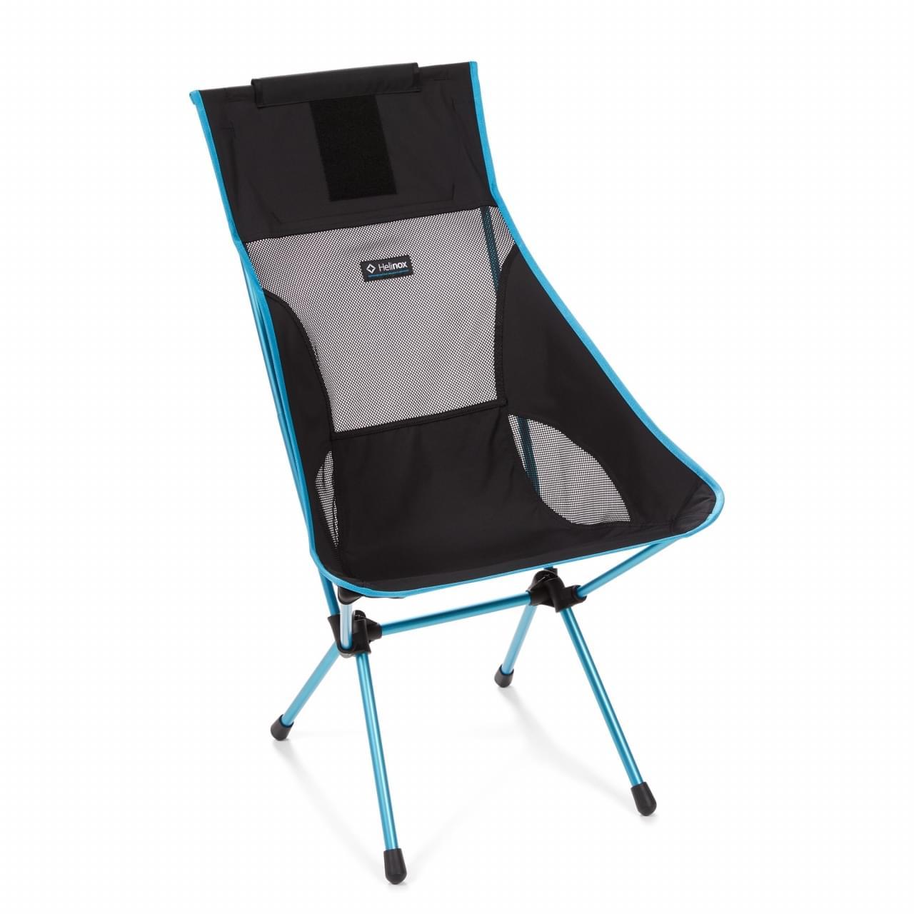Helinox Sunset Chair Lichtgewicht Stoel - Zwart