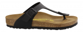 Birkenstock Gizeh Black Dames slippers