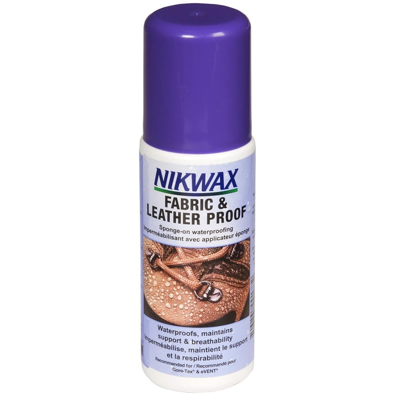 Nikwax Fabric & leather NIKWAX 125ml