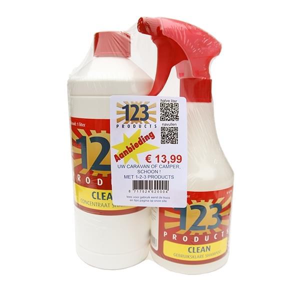 123 Pakket Clean