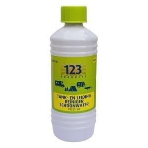 123 Press SW Schoonwaterleiding 0,5 L