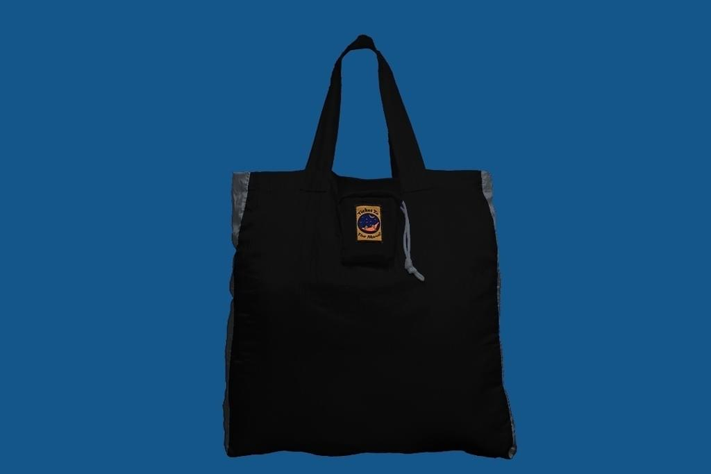 Ticket To The Moon ECO Shopping bag