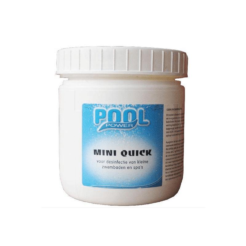 Pool Power Mini quick
