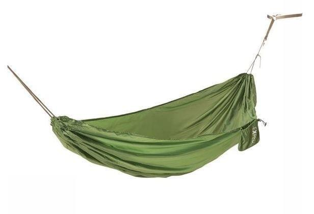 Exped Travel Hammock Plus Hangmat Groen